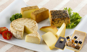 4種の燻製チーズ詰め合わせ